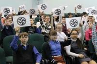 Урок- презентация «Мир без нацизма»